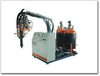Low Pressure Polyurethane Filling Casting Injecting